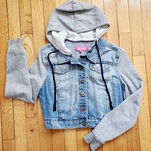 Kid's Blue Jean Jacket